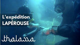 Documentaire L'expédition Lapérouse : au-delà d'un naufrage