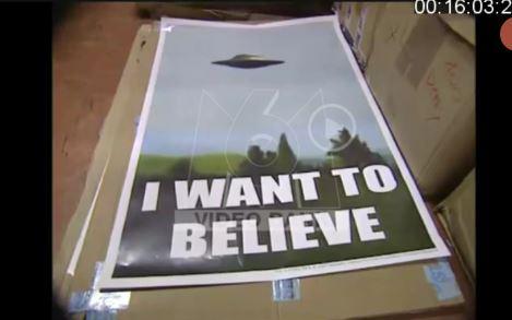 Documentaire The X-Files : aux frontières de l'irréel
