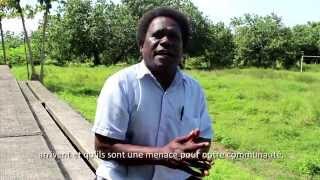 Documentaire Vanuatu, entre paradis et changements climatiques