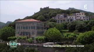 Documentaire Cap Corse, les palazzi, maisons américaines