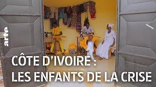 Documentaire Côte d'Ivoire : les enfants de la crise