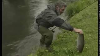 Documentaire Destination Pêche – La truite de mer