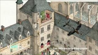 Documentaire Le Palais des ducs de Bourgogne