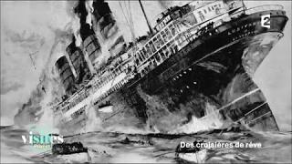 Documentaire Naufrage du Lusitania en 1915