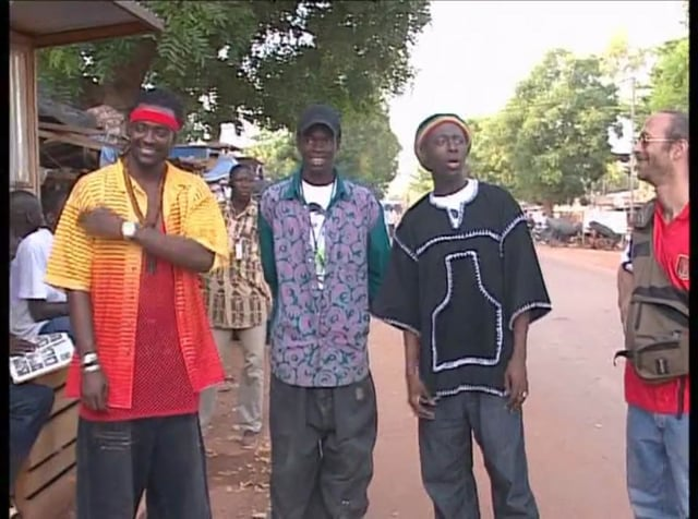 Documentaire Ouaga hip hop