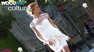Documentaire Robes de mariées à la française – Cymbeline, 40 ans de savoir-faire et d'élégance