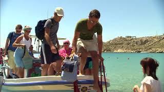 Documentaire A la découverte de Mykonos
