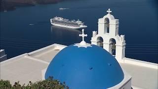 Documentaire A la découverte de l'île de Santorin