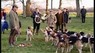 Documentaire Le lièvre à courre en Bourbonnais