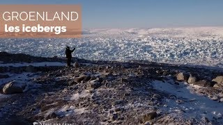 Documentaire Groenland – Les icebergs