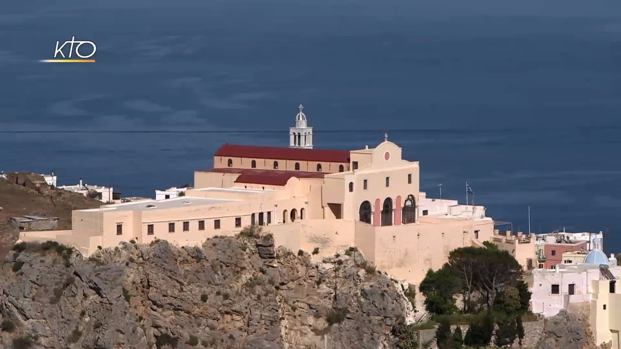 Documentaire Katholikós – Catholiques des Cyclades