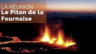 Documentaire La Réunion – Le Piton de la Fournaise