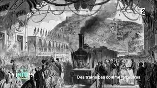 Documentaire L'avènement du chemin de fer