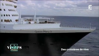 Le Queen Mary 2 à Saint-Nazaire