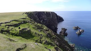 Documentaire Lewis, l'île ivre de vent