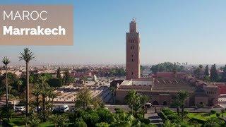 Documentaire Maroc, sur la route des oasis – Marrakech