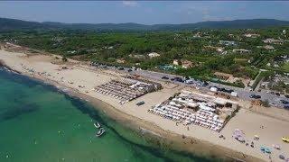 Documentaire Pampelonne, le business des restaurants de plage