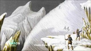 Documentaire Saussure et Balmat à la conquête du mont Blanc