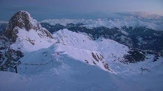 Documentaire Vacances au royaume du ski