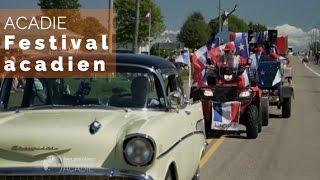 Documentaire Acadie – le festival acadien