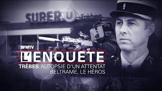 Documentaire Attentat de Trèbes: Beltrame, le héros
