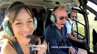 Documentaire Échappées belles – Corse gourmande