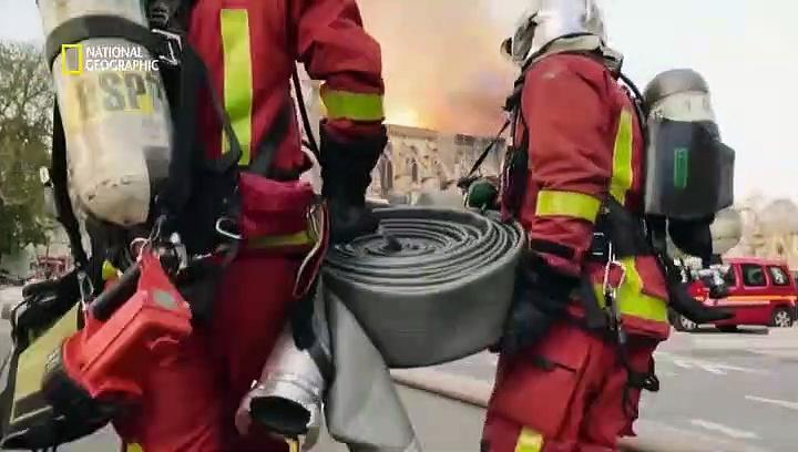 Documentaire Notre-Dame: l'épreuve du feu