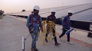 Documentaire Inde : la puissance du soleil