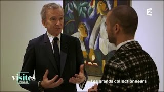 Documentaire La collection Bernard Arnault