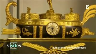 Documentaire La collection napoléonienne de Pierre-Jean Chalençon