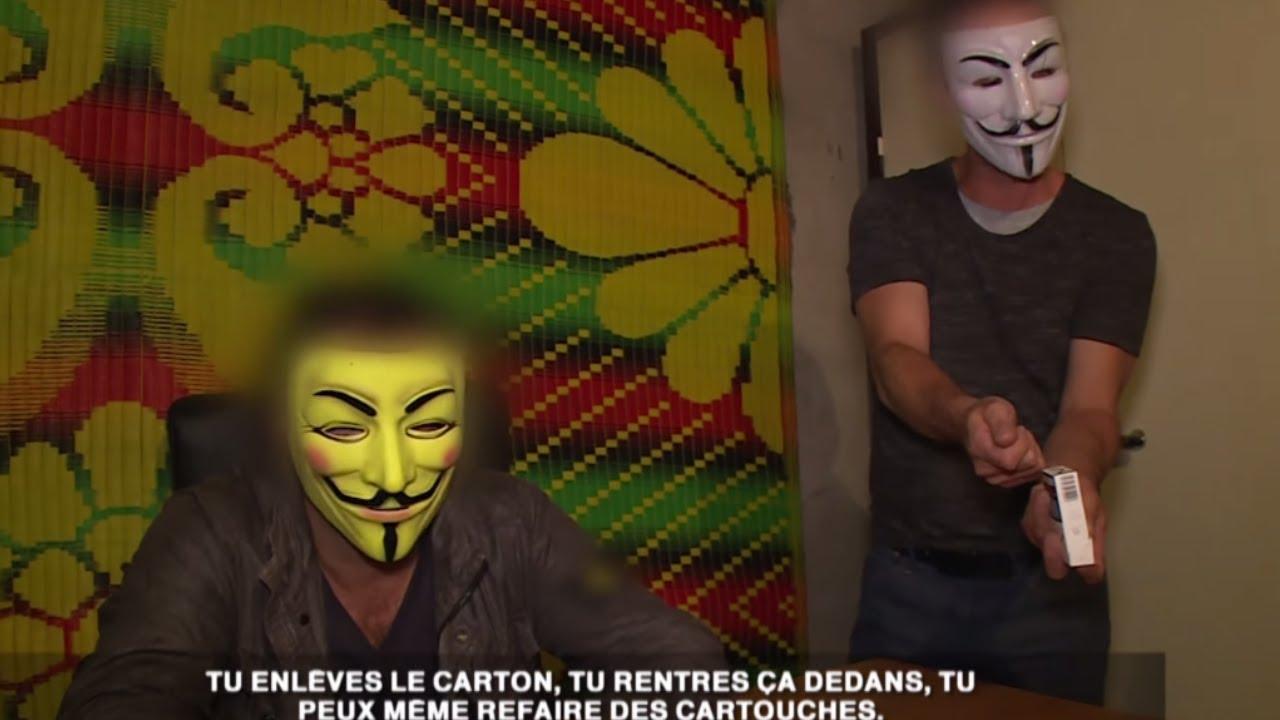 Documentaire La face cachée des billets de 500