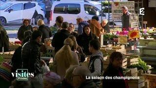 Documentaire Le marché de Brive-la-Gaillarde