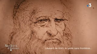 Documentaire Secrets d'histoire – Léonard de Vinci, le génie sans frontières