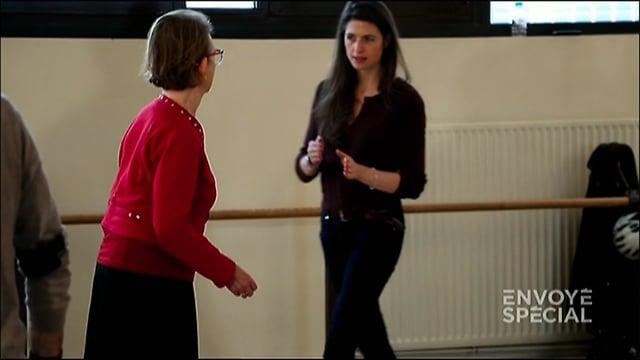 Documentaire Tango sur ordonnance