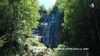 Documentaire Échappées belles – Échappée verte dans le Jura