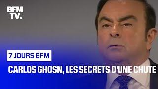 Documentaire Carlos Ghosn, les secrets d'une chute