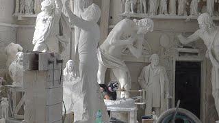 Documentaire Carrare, les sculpteurs d'éternité