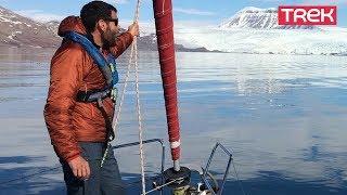Documentaire Aurélien Ducroz, de la mer aux sommets: Spitzberg