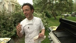 Documentaire Fromage ou dessert, cuisinez-les au barbecue