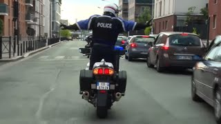 Documentaire Les motards du 93