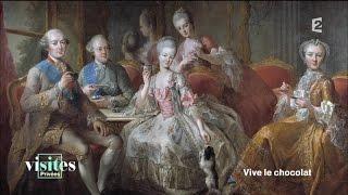 L'aventure du chocolat depuis son intronisation sous Louis XV