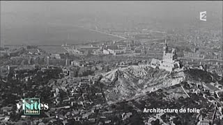 Documentaire Le Corbusier, la cité radieuse