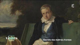 Documentaire Le duc d'Aumale, les armes au service des arts