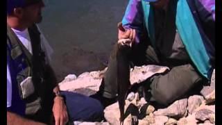 Documentaire Le lac de Cap de Long et ses cristivomers