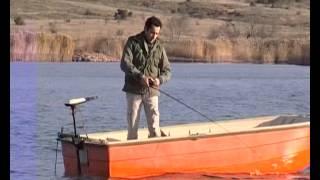 Documentaire Le lac du Salagou et ses brochets