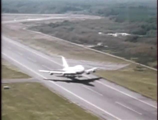 Documentaire Les ailes de légende – Boeing 747 Jumbo
