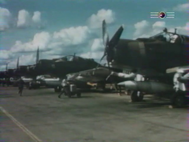 Documentaire Les ailes de égende – Douglas A1 Skyraider