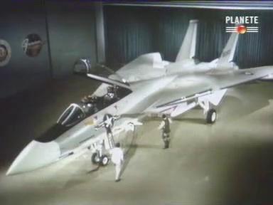 Documentaire Les ailes de légende – F 14 tomcat