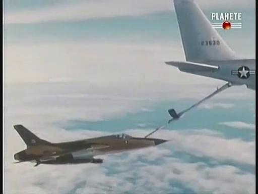 Documentaire Les ailes de légende – F105 Thunderchief