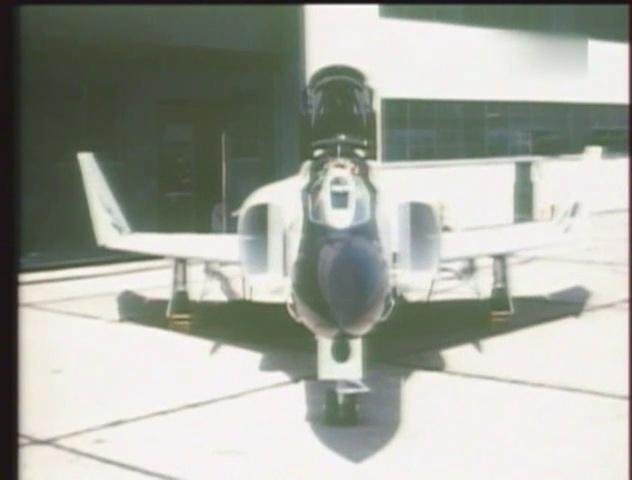 Documentaire Les ailes de légende – Le F4 Phantom